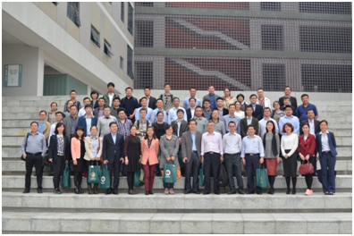 SZMMA University visit- to the Department of Materials Science and Engineering of SUSTC