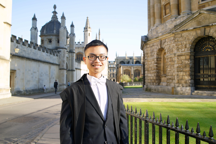 Graduated in Advance, 17-year-old Wang Jiale Says: I Will Carry My SUSTC Glory on in Oxford!