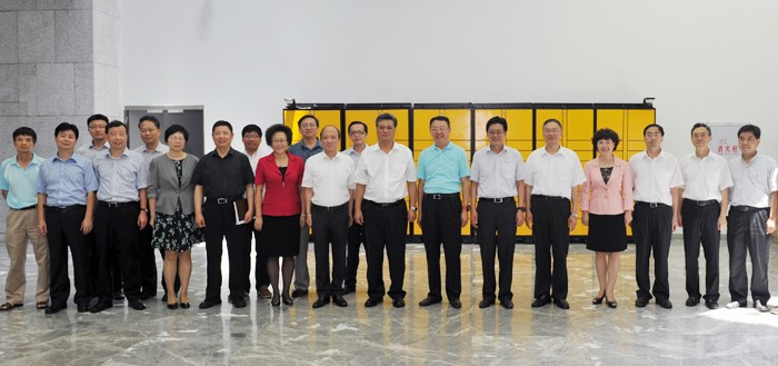 Ma Xingrui ,Secretary of the CPC Shenzhen Municipal Committee, visits SUSTC Ma supports SUSTC to speed up the building of a high level universit
