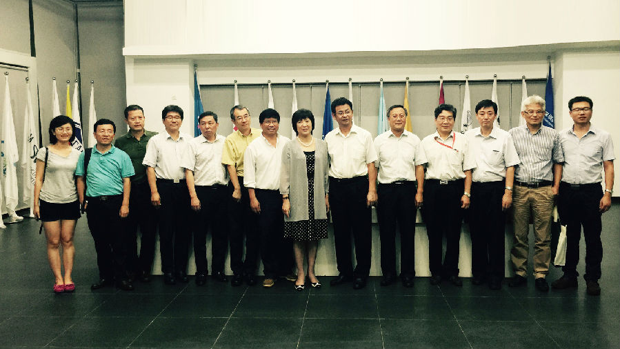 Ministry of Environmental Protection and Related leaders of Shenzhen City had an inspection on School of Environmental Science and Engineering