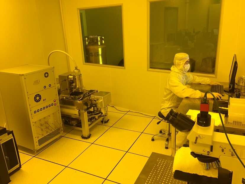 Public Analysis & Testing Center Clean Room Laboratory Put into Use in the University