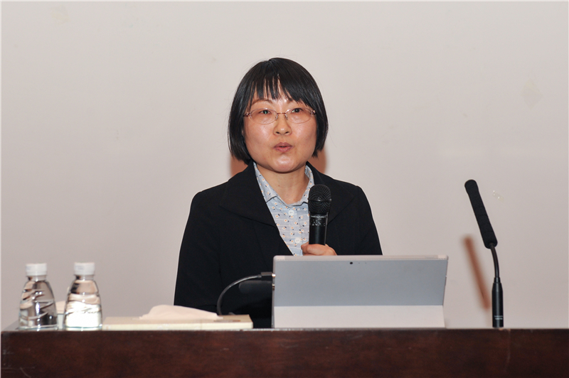 """""""The youngest female academician"""" Prof. Xie Yi explains history and development of nanochemistry"""