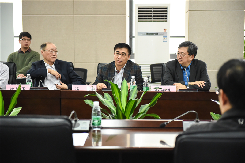 SUSTC holds Mobilization Meeting on NSFC Application & Experience Sharing in 2016