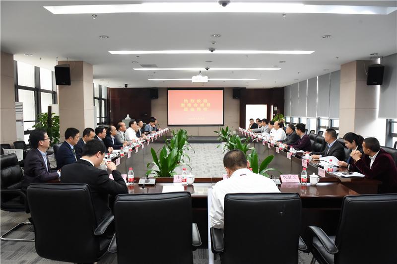 SCYCC delegation visits SUSTech
