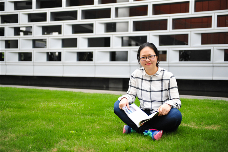 """2016 Graduate Sun Jiaonan:2016 Graduate Sun Jiaonan: The Wonderful Campus Atmosphere, is not only for """"Studying"""""""