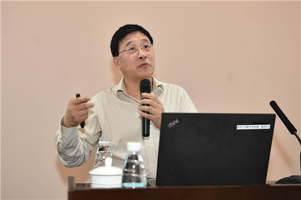 Dr. Nie Qingping Remarks on Reform and Development of Stock Market in SUSTech Lecture