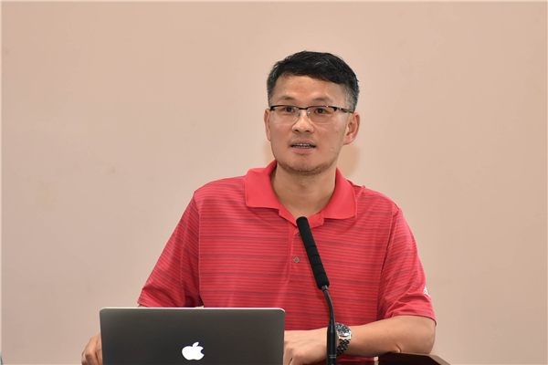 Dr. Pei Duanqing Gives a Lecture on Cell Fate Studies in SUSTech Lecture