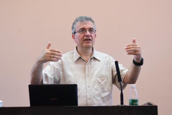 Prof. Kanatzidis from Northwestern University Interprets Thermoelectric Technology in SUSTech Lecture