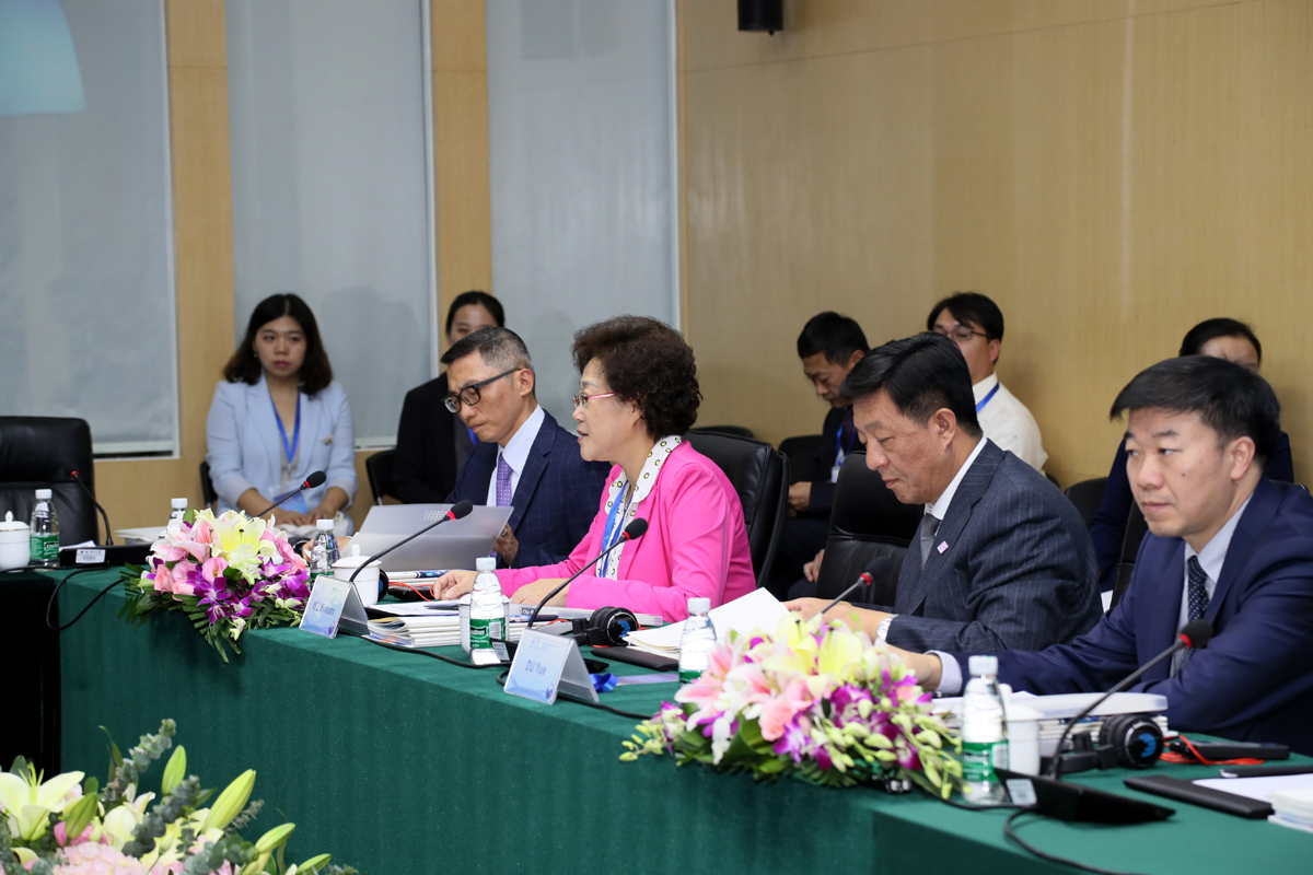 ICHEI First Council Meeting held