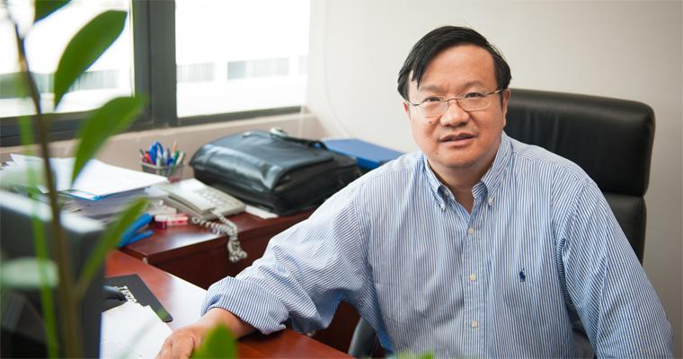"Professor Zhang Xumu was Awarded the Title of ""2016 Modern Gentleman in Shenzhen"""