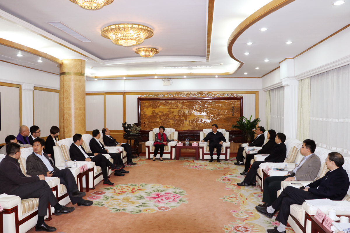 SUSTech visits Heyuan for counterpart assistance