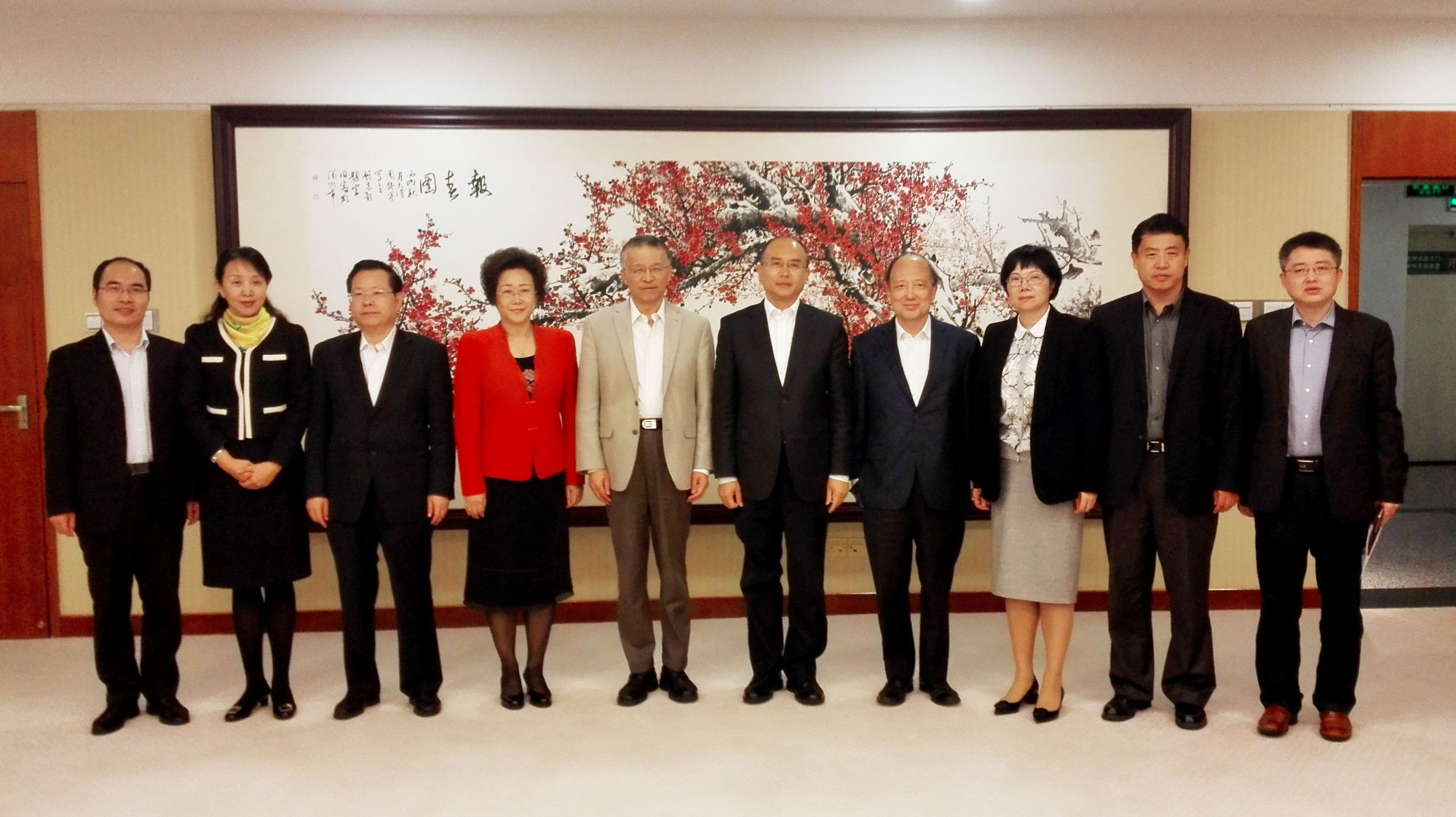 Xu Qin meets Chair of MIT Department of Mechanical Engineering Chen Gang visiting SUSTech, supports MIT-SUSTech cooperation