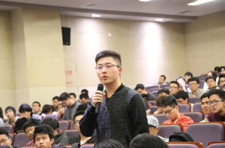 Huawei 2017 campus intern recruitment in SUSTech