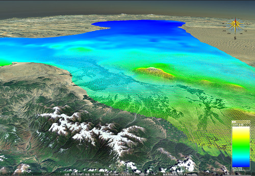 SUSTech Researchers Successfully Complete Major Study of Integrated Eco-hydrological Processes in the Heihe River Basin