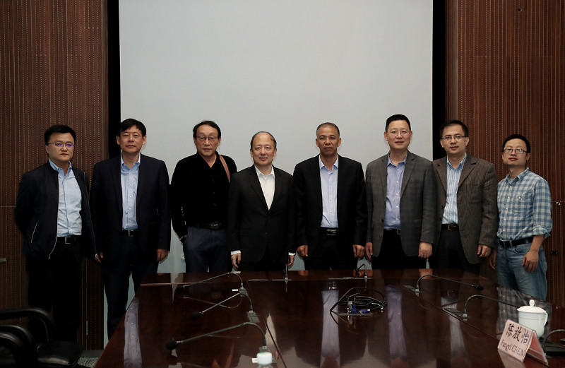 Baoan People's Hospital Dean Huang Juke Visits SUSTech and Evokes Cooperation