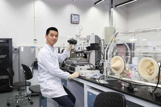 """2017 Graduate Stories – Liang Tong """"At SUSTech the possibilities are Endless"""""""