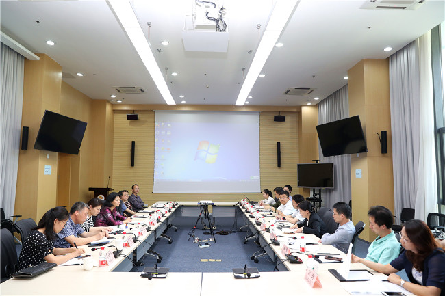 Jinhua Municipal Committee's Minister of Communications Lin Danjun and his Entourage Visit SUSTech for Research