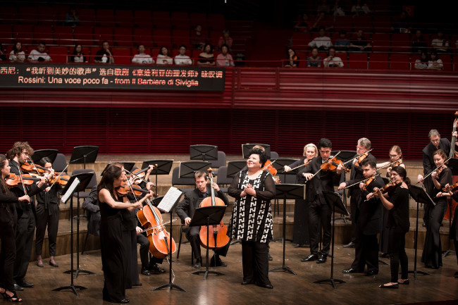 Austro-Hungarian Haydn Philharmonic Orchestra Invited for Visit at SUSTech and Performance