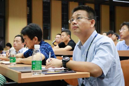 SUSTech 2017 Residential College Tutors Training Meeting Held