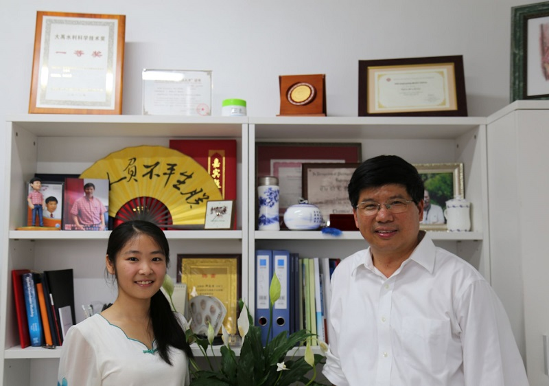 """""""The Story of my advisor"""" series (Ⅰ) – Standing on the shoulders of academic giants"""