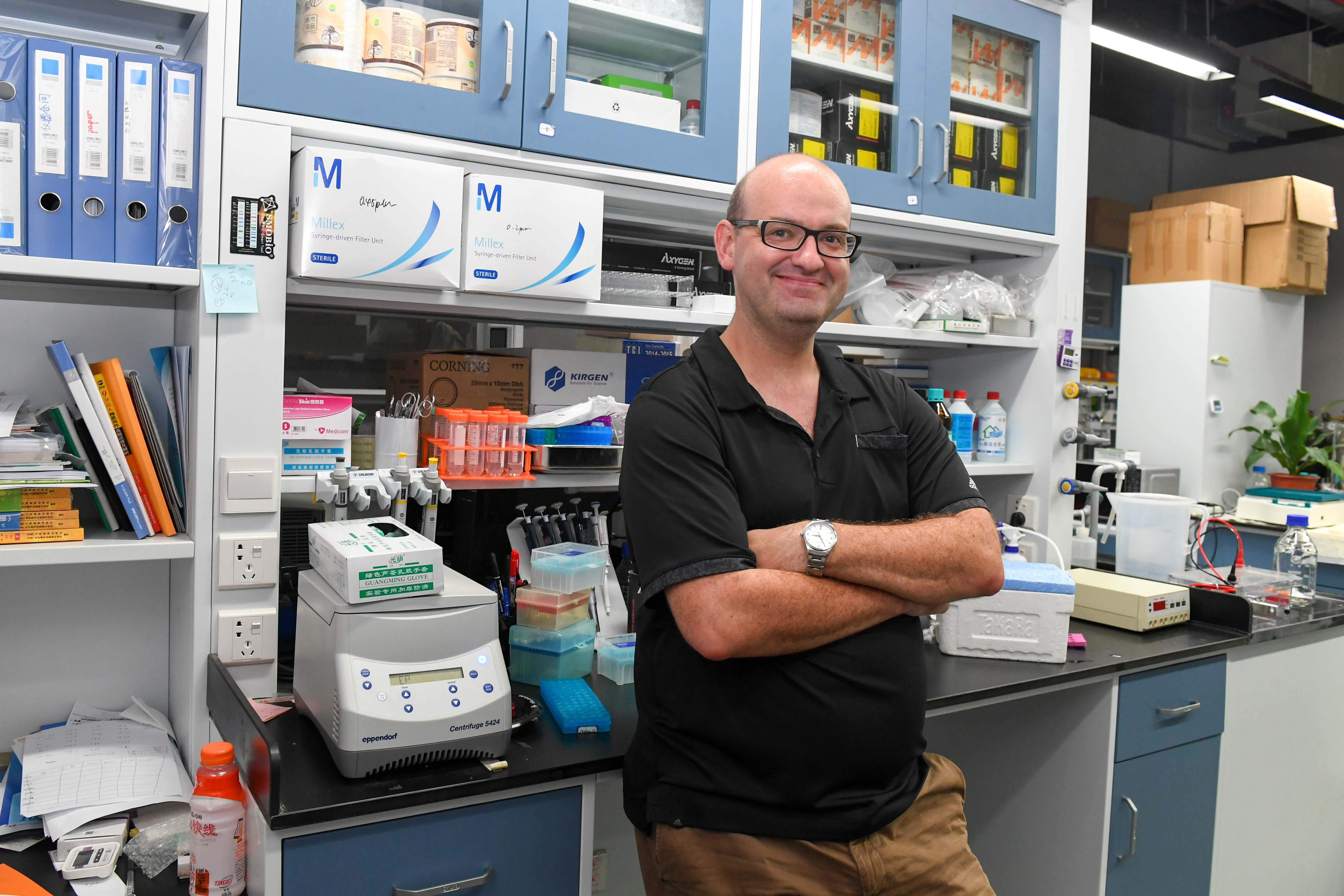 Interview with Associate Professor Andrew Hutchins from the Biology Department