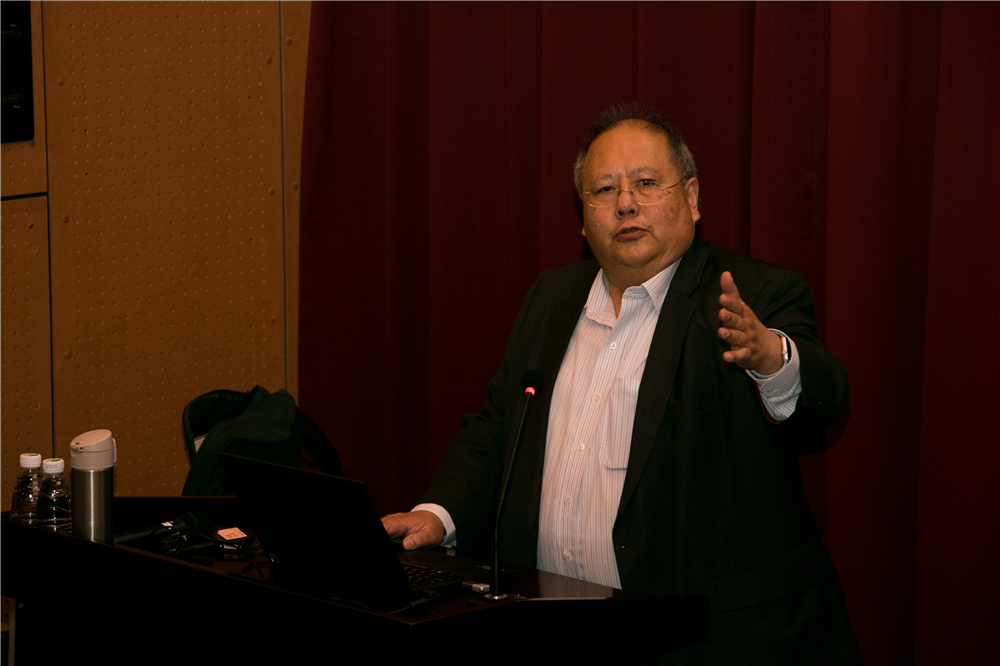HKUST Professor James Lee Lectured on History of Elite Education in China