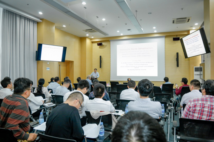 SUSTech Hosts Fifth International Symposium on Offshore Structures and Pipelines