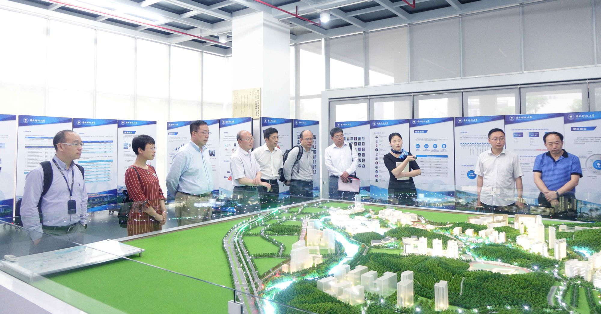 SUSTech Departments Co-Sign Agreement with Shanxi Earthquake Administration