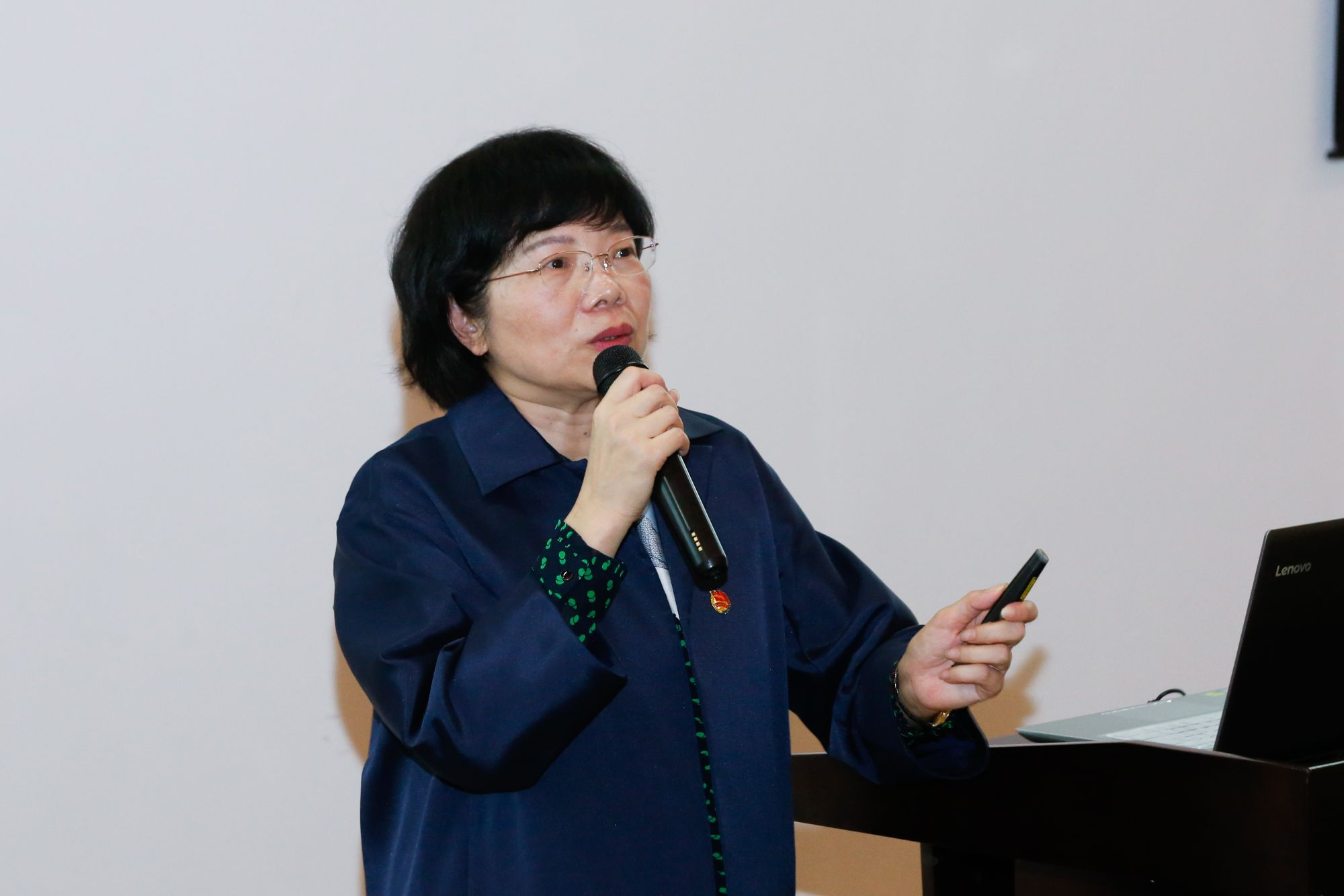 University Council Chairperson Guo Yurong Delivers CPC Lecture