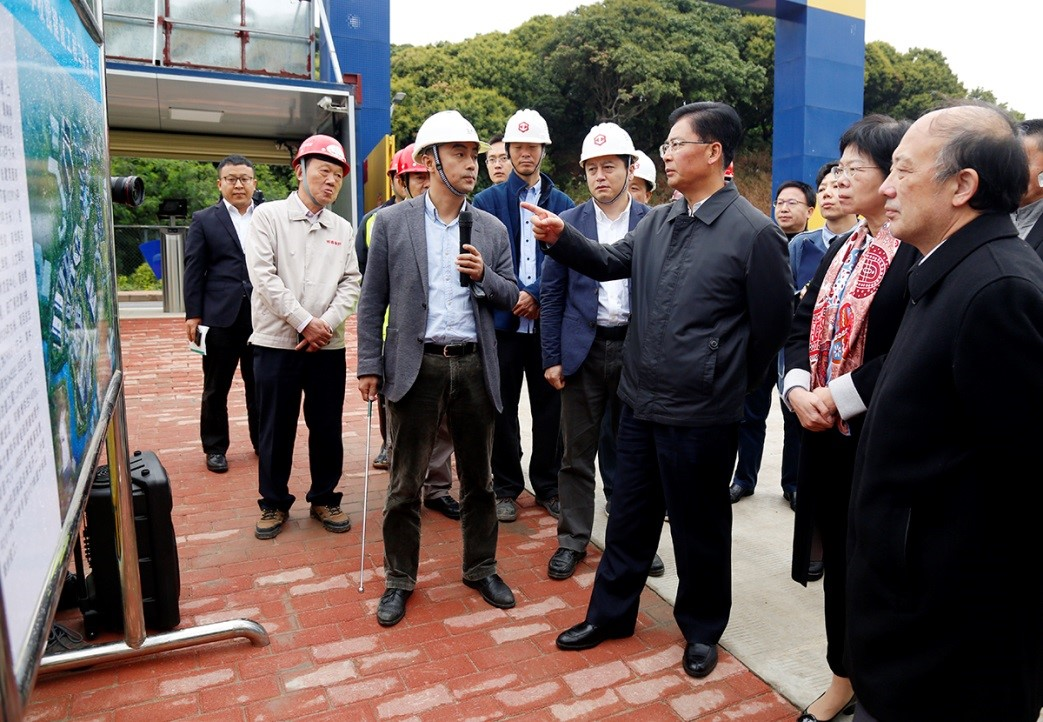 Shenzhen Municipal Committee Standing Committee Delegation visits SUSTech