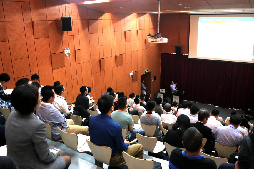 Sino-Japan International Symposium on Ultra-Precision and Micro Machining Hosted at SUSTech