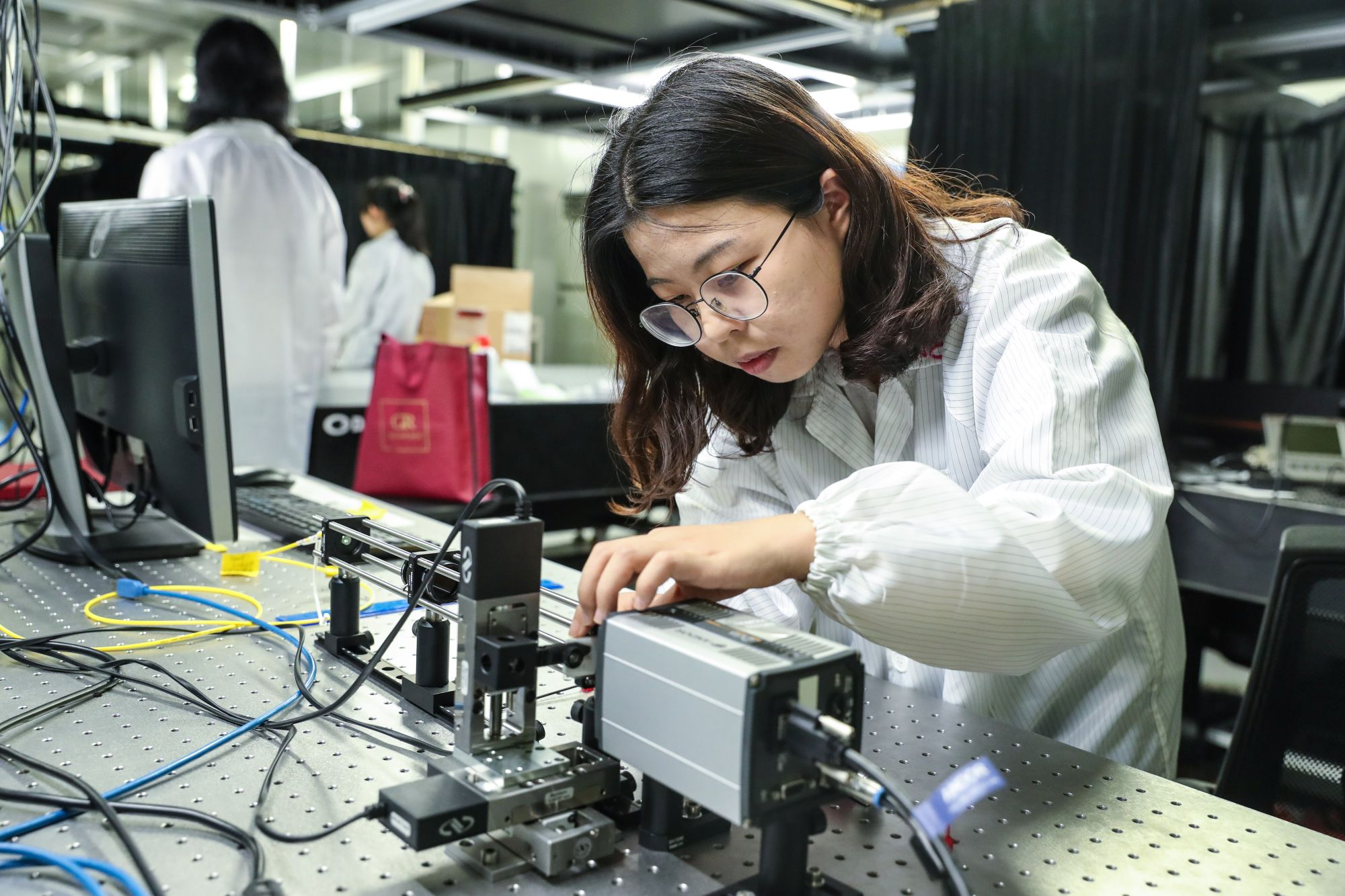 Class of 2018 Graduate Wu Tingting: A Dream Chaser Who Dares to Try