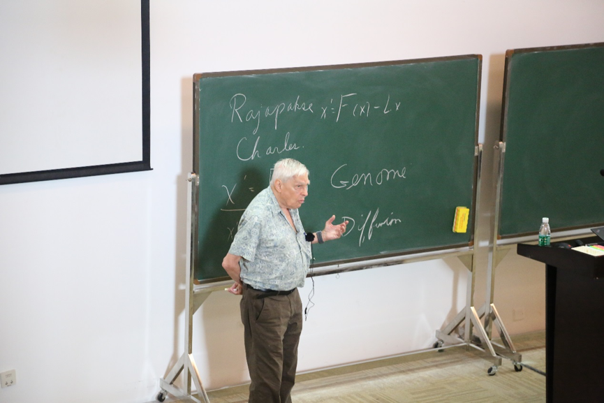 Department of Mathematics Hosts International Conference on Dynamical Systems