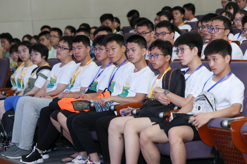 SUSTech Held 2018 Technological Innovation Summer Camp for High School Students