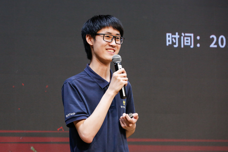 Class of 2018 Graduate Chen Wanli: Determined to Dominate His Academic Domain