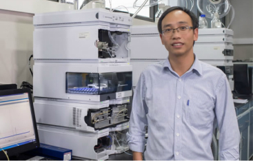 SUSTech Professor Tan Bin Recommended Recipient of NSFC's Research Fund for National Young Scientists