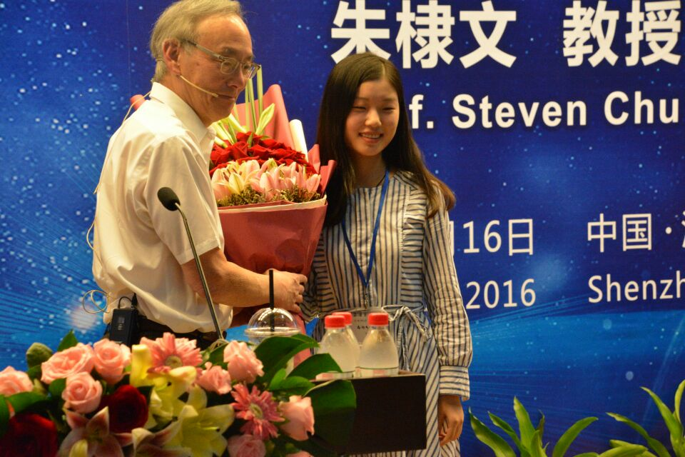 Class of 2018 Graduate Wang Xiaohan: Keep Going Forward for the Best Scenery Ahead
