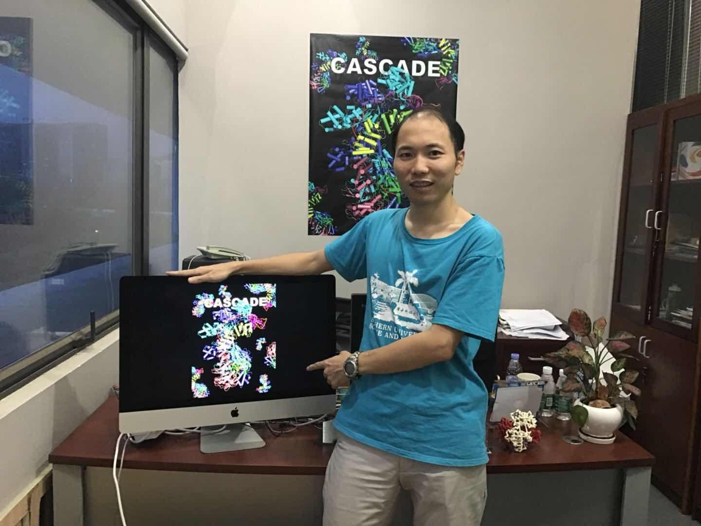 Shenzhen Economic Daily: SUSTech's Associate Professor Wei Zhiyi Explores the Wonders of Life