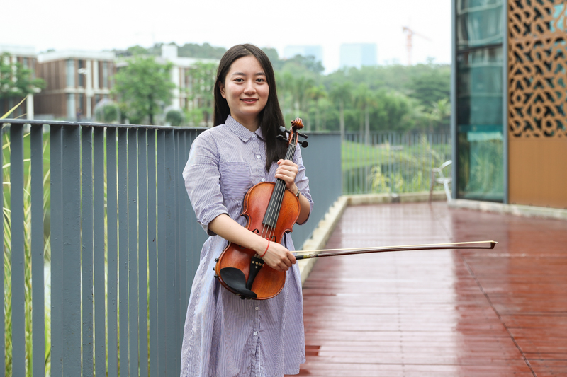 Class of 2018 Graduate Ye Qiao: Indefatigable and Delighted Defeater of Difficulties