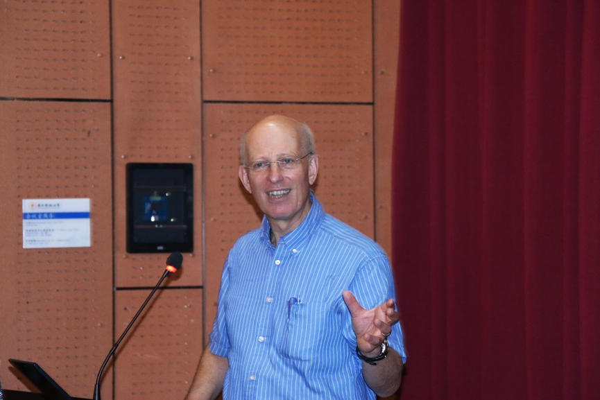 University of Leeds Prof. Anthony G Cohn Lectures on Modeling in Sensor Work