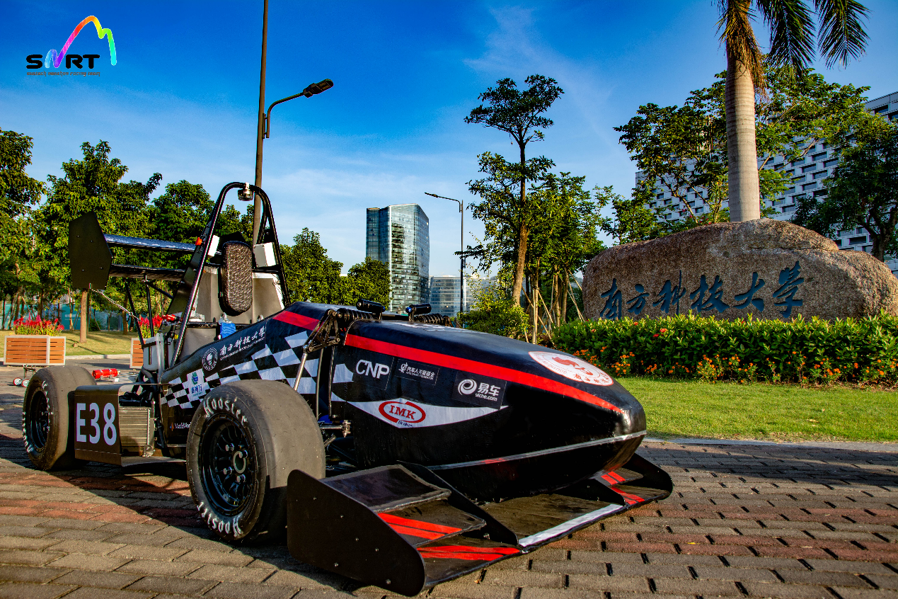 SUSTech Student Racing Team Debuts New Generation Car