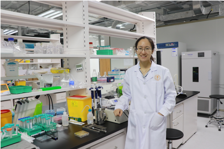 SUSTech's Assistant Professor Qiongyu Guo Published in Advanced Functional Materials