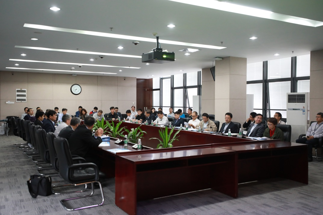 SUSTech holds preparatory seminar for Shenzhen Institutes of Ocean Science and Engineering