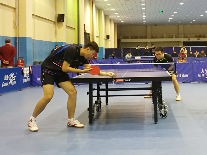 SUSTech table tennis team exceeds expectations at Chinese College Student Table Tennis Competition