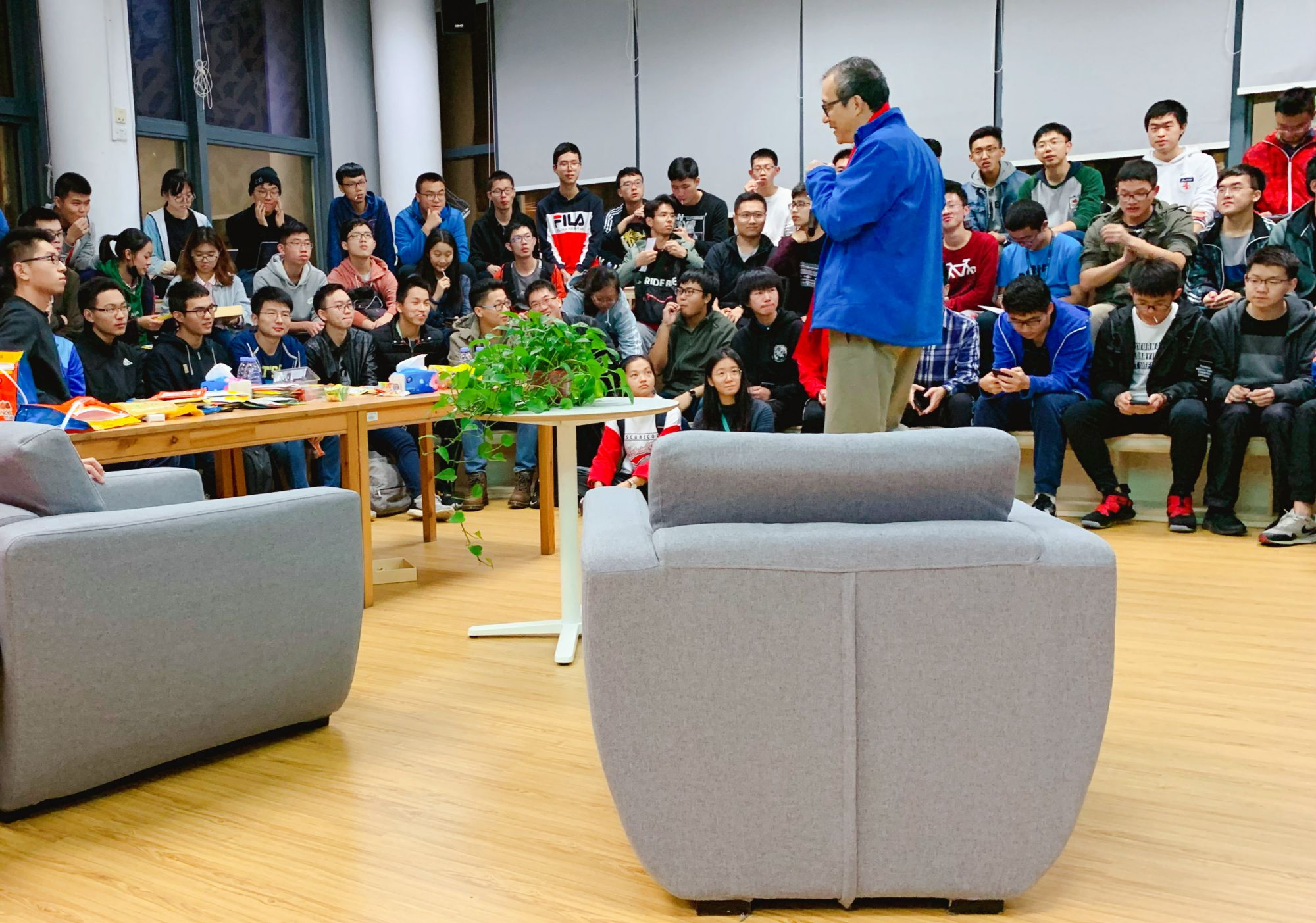 SUSTech School of System Design and Intelligent Manufacturing runs interactive activities