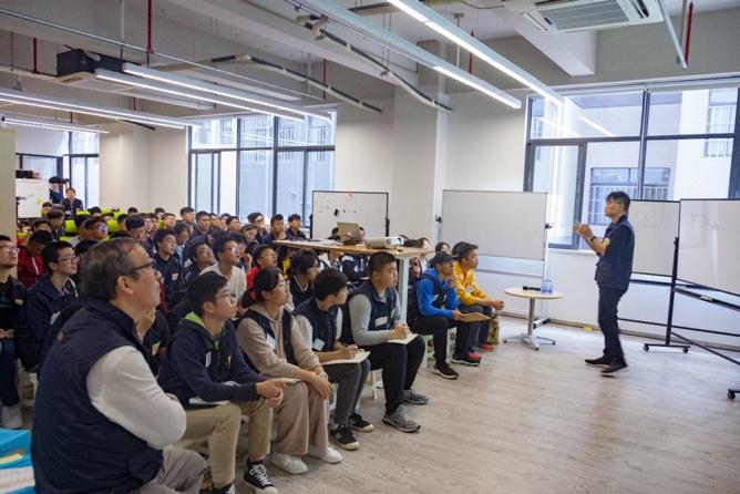 "SUSTech holds ""Da Vinci Challenge Camp – 2019 Winter Camp"""