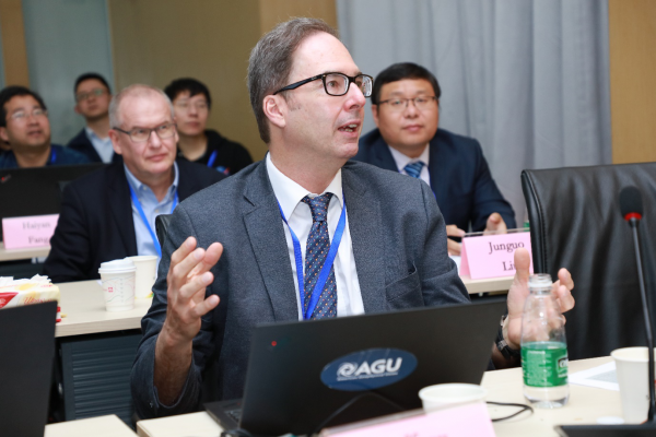 Top water security experts from around the world gathered at SUSTech Symposium