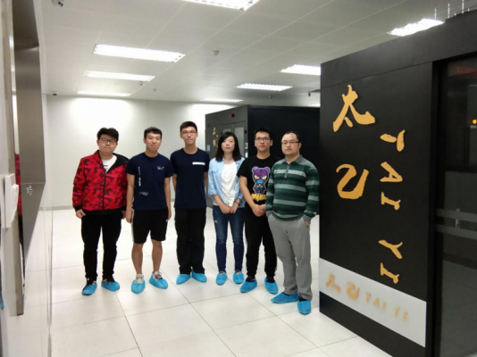 Students succeed at ASC19