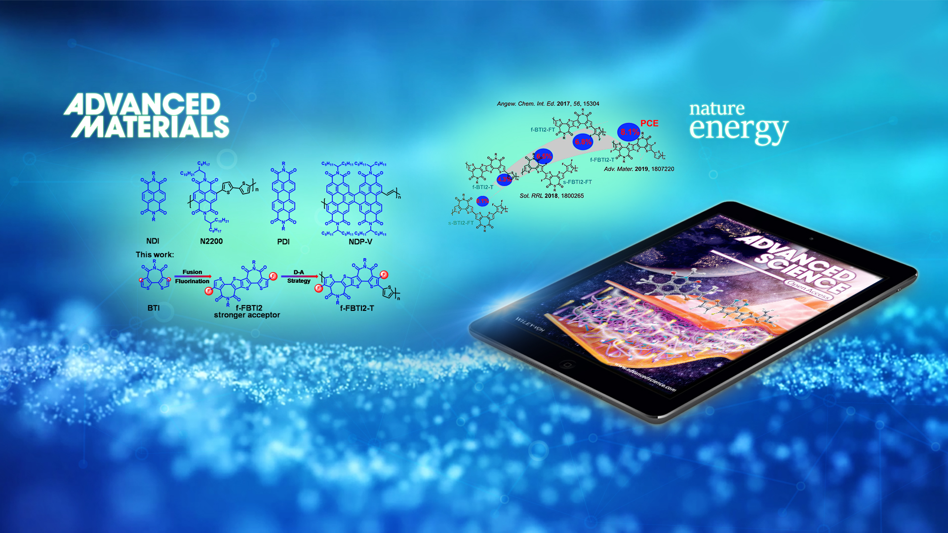 Organic semiconductor research takes substantial leap forward