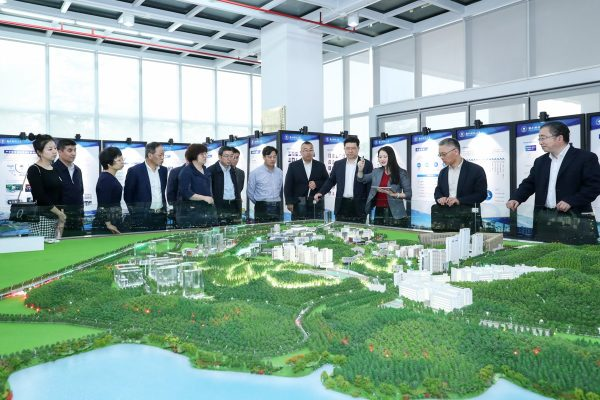 Taizhou University Visits SUSTech